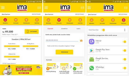 3 Cara Cek Kuota Internet Indosat dan IM3 Ooredoo Terbaru, Tanpa Internet