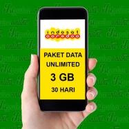 Unlimted APK + SMS Sesama + 3GB 30HR