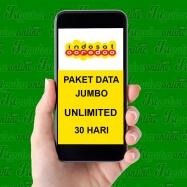 Unlimted APK + SMS&Telp all + KUOTA 30HR