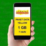 Yellow 1GB 7 Hari