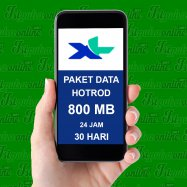 HotRod 800MB 24 Jam, 30hr