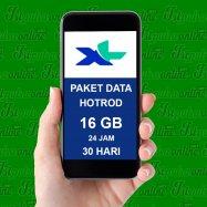 HotRod 16GB 24 Jam, 30hr (PROMO)