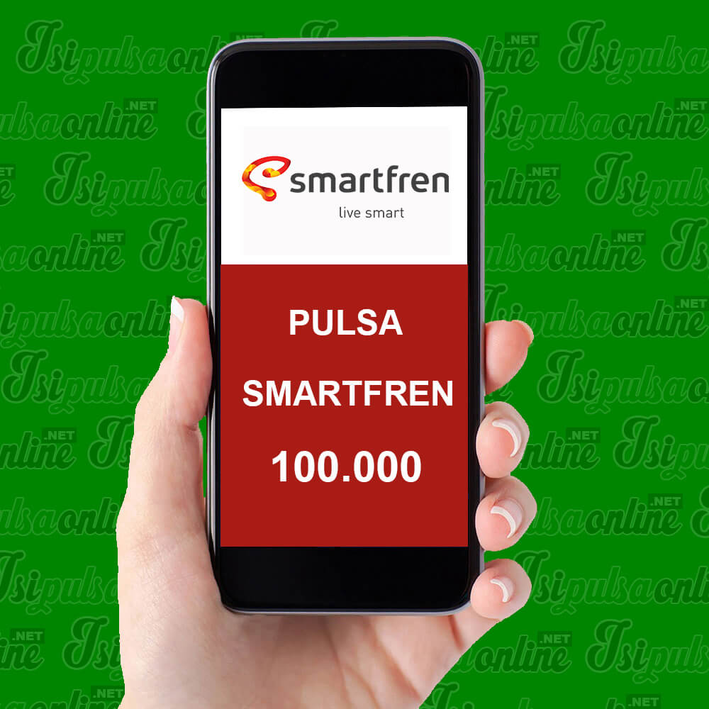 Pulsa Reguler Smart - Pulsa 100rb