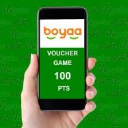 Boyaa Bycard 100pts